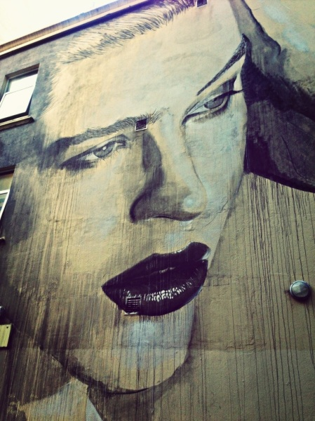 Rone - off Bank Street.